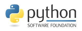 Logomarca da Python Software Foundation